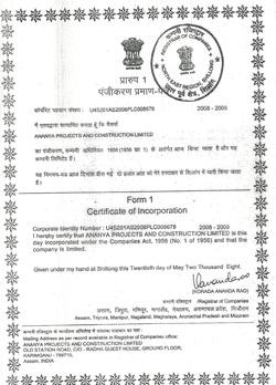 success certificates